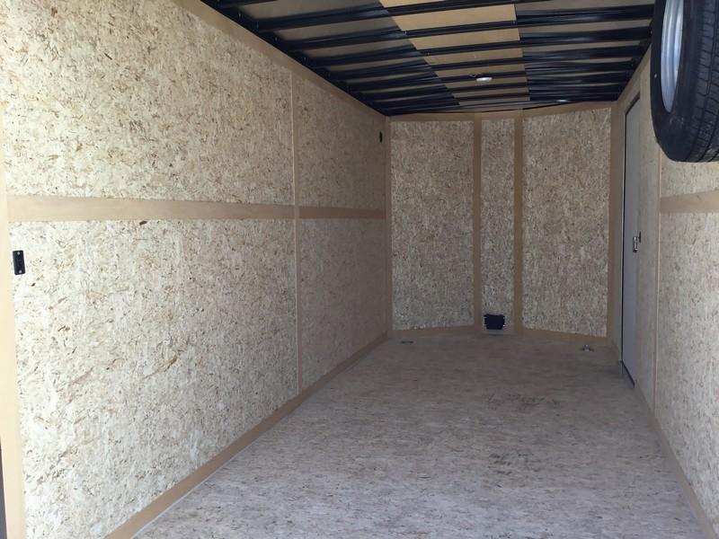 NEW 2019 Wells Cargo RFV716T3 7x16 Enclosed Cargo Trailer