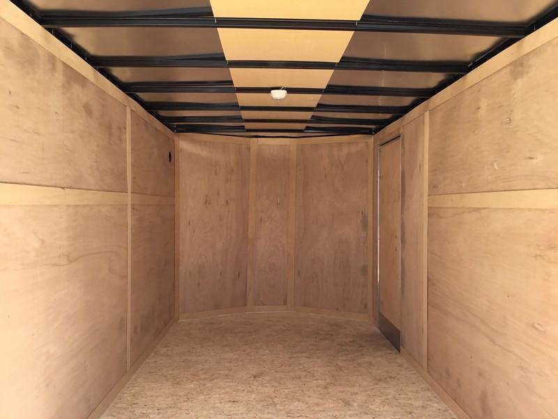 NEW 2019 Wells Cargo FT714T2 Enclosed Cargo Trailer