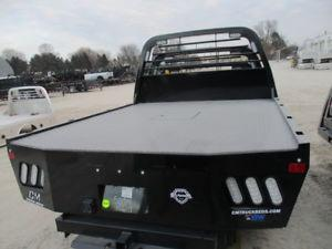 NEW 2019 CM SS 8'6/84/56/38 Truck Bed