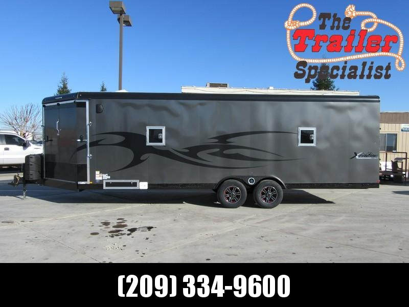 2018 Mirage Trailers MXSP8.528TA3 Snowmobile Trailer