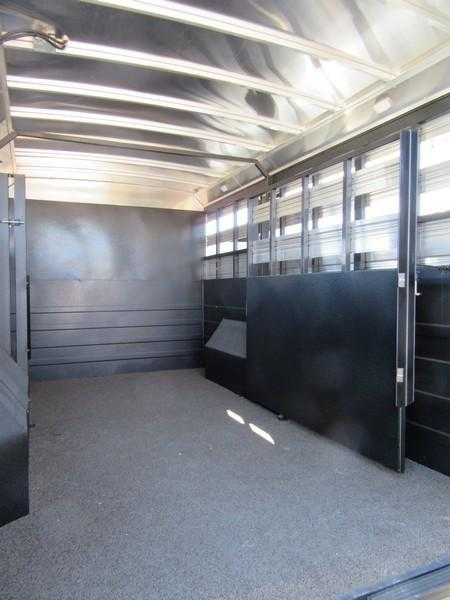 New 2018 Logan Limited 814 SO LQ 14' Combo Trailer Vin 06060