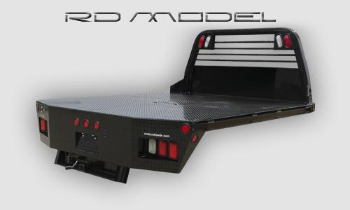 2016 CM RD2 STEEL TRUCK BED 84/84/40/38