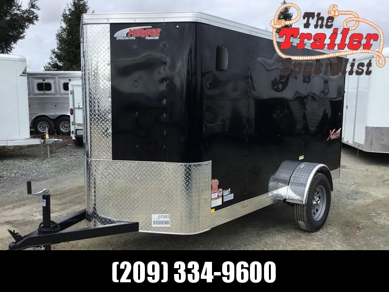2019 Mirage Trailers XPS510SA2 Enclosed Cargo Trailer