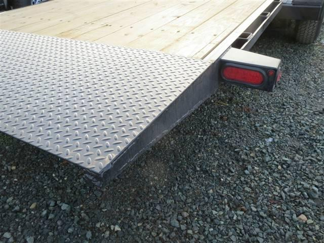 "New 2019 Big Tex 10FT-20 80""x20' Tilt Equipment Trailer"