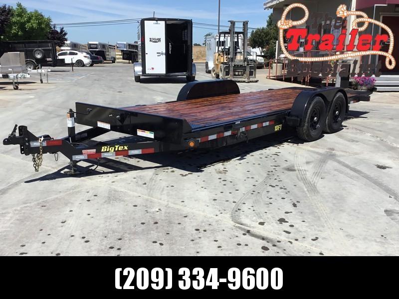 "New 2019 Big Tex 10FT-20 80""x20' Tilt Equipment Trailer in Ashburn, VA"