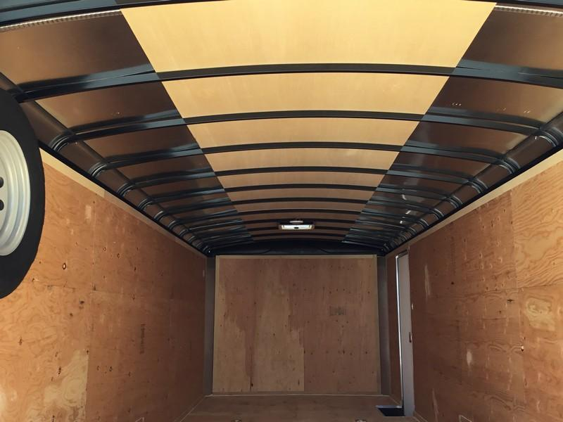 New 2018 Mirage MXPO8.524TA3 8.5x24 10K Enclosed Cargo Trailer
