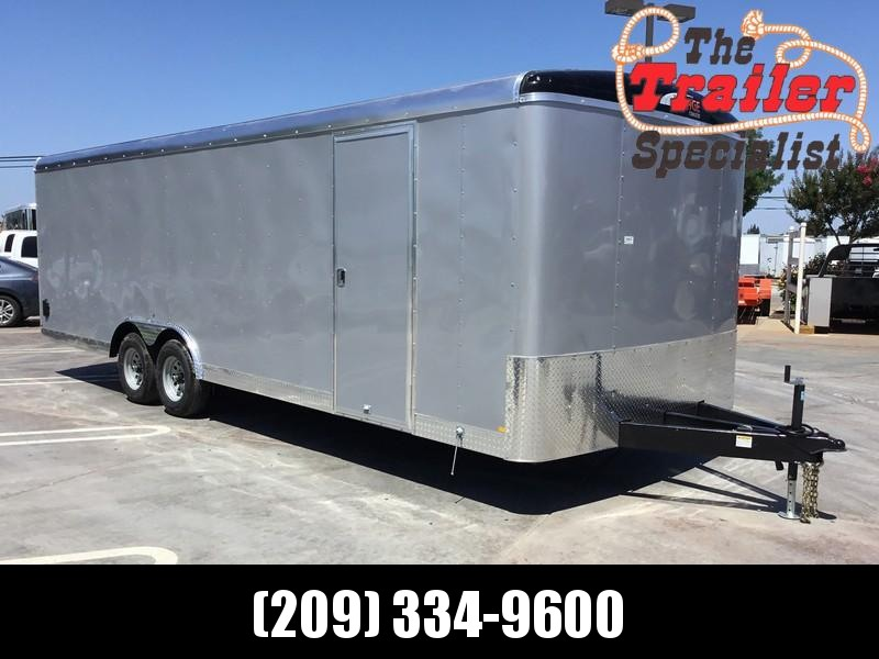 New 2018 Mirage MXPO8.524TA3 8.5x24 10K Enclosed Cargo Trailer