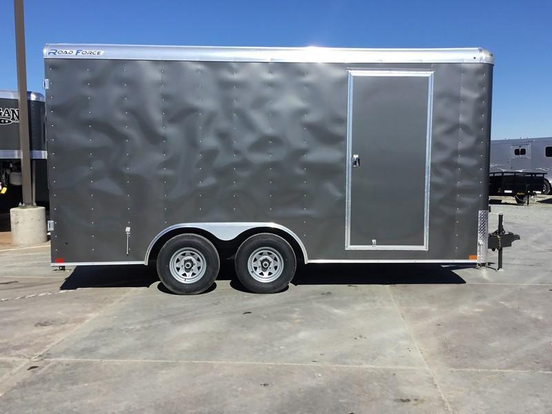 NEW 2019 Wells Cargo RF85X164 8.5 x 16 Enclosed Car Trailer Enclosed Cargo Trailer