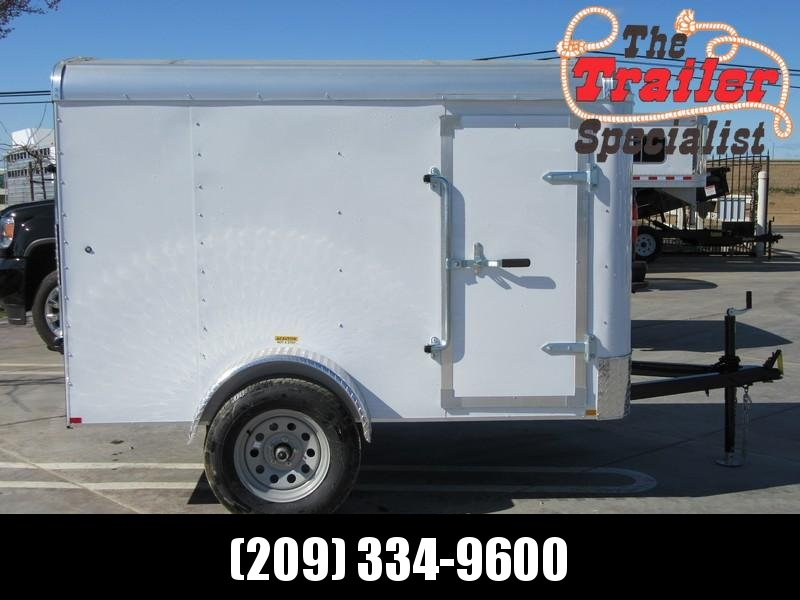 New 2018 Mirage MXPO58SA 5x8 Enclosed Cargo Trailer Vin 80672