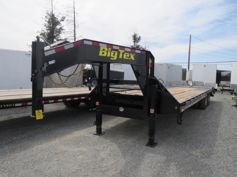 New 2018 Big Tex 25GN-25+5MR Equipment Trailer 8.5'x30' VIN22090