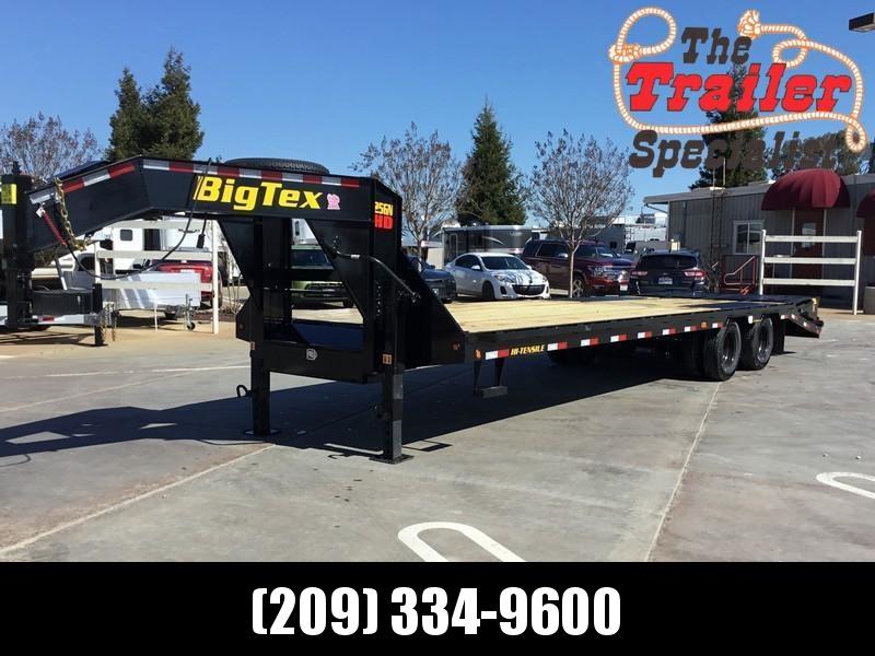 New 2019 Big Tex 25GN-25+5MR Equipment Trailer 8.5'x30'  in Ashburn, VA
