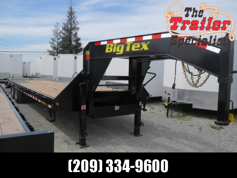 New 2019 Big Tex 25GN-25+5MR Equipment Trailer 8.5'x30'  in Wasilla, AK