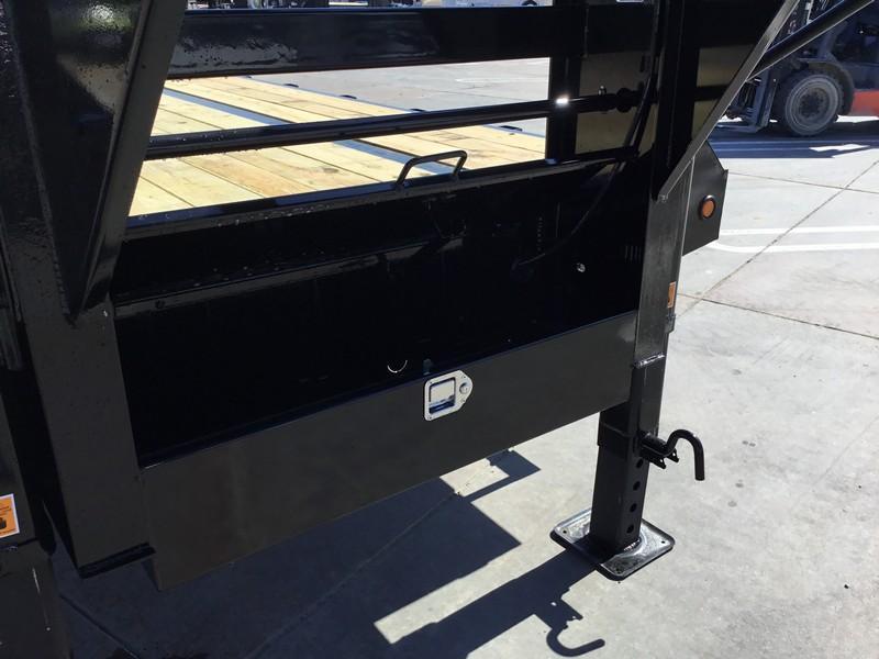 New 2020 Big Tex 25GN-25+5MR Equipment Trailer 8.5'x30'