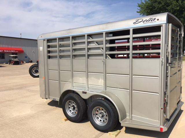 2019 Delta Manufacturing BUMPER HORSE - 2 horse Horse Trailer in Ashburn, VA
