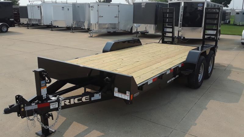 2020 Rice EQUIPMENT Equipment Trailer in Ashburn, VA