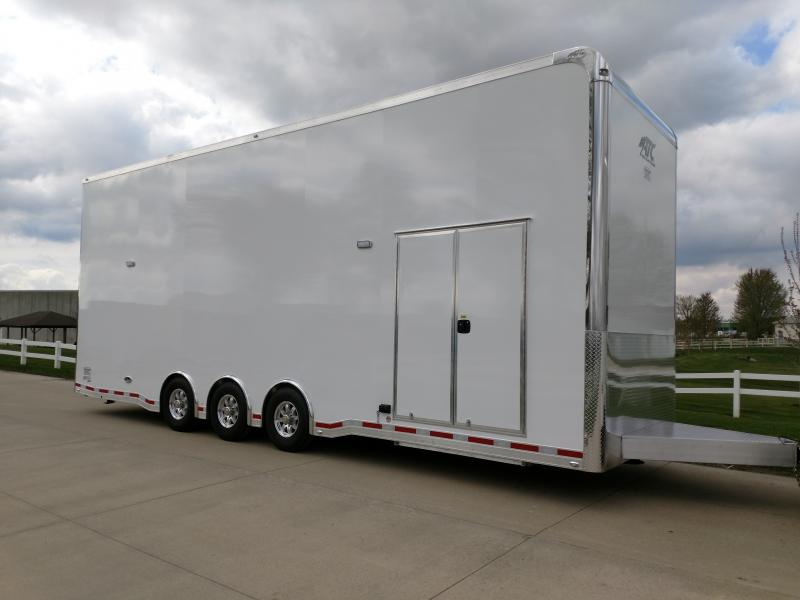 2019 ATC QUEST STACKER 30' Equipment Trailer in Ashburn, VA