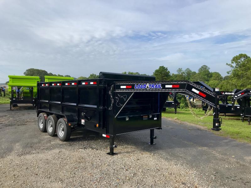 New Load Trail Triple Axle Gooseneck Dump in Ashburn, VA