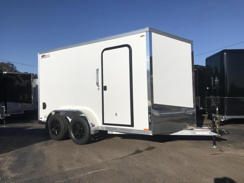 New Legend All Aluminum 7 x 14 Trailer