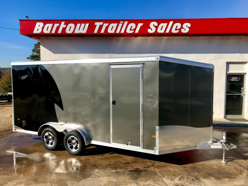 New Neo 7.5' X 16' Enclosed Trailer
