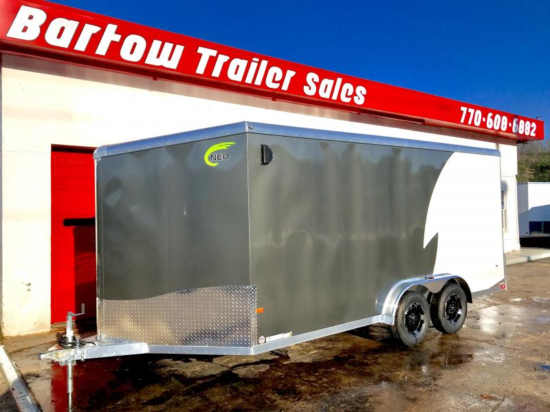 New  7.5 x 16' All Aluminum Neo Trailer! in Nelson, GA