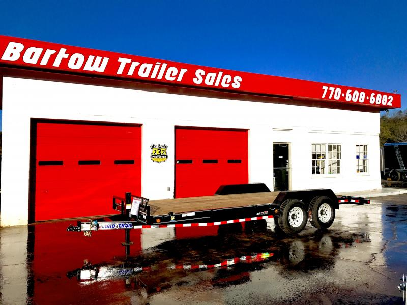 New Load Trail 20ft 7 Ton Equipment Trailer in Cherry Log, GA