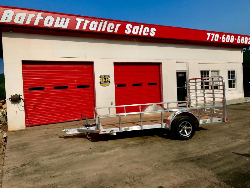 2018 Legend All Aluminum Deluxe Utility Trailer