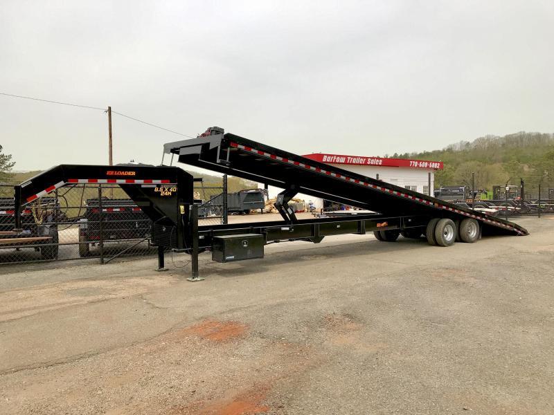 2019 Doolittle Trailer Mfg 102x40 Tilt Deck  in Ashburn, VA