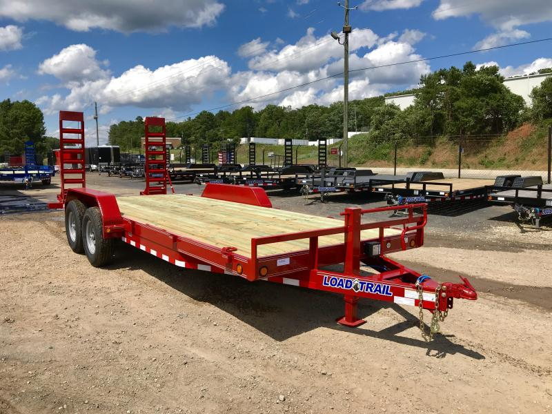 New Load Trail 20ft 14k Equipment Trailer