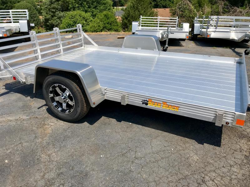 6'x10' Bear Track Aluminum Utility Trailer in Ashburn, VA