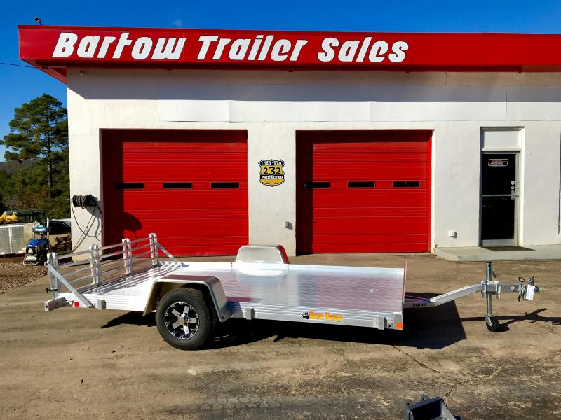 New Bear Track Aluminum 7 x 12 Utility Trailer in Tennga, GA