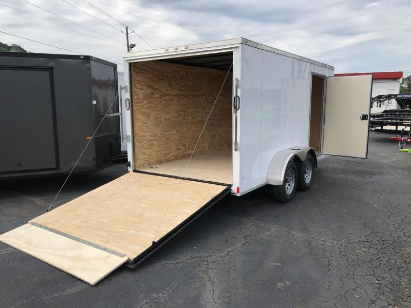 New Rock Solid 7 x 14 Cargo Trailer in Warne, NC