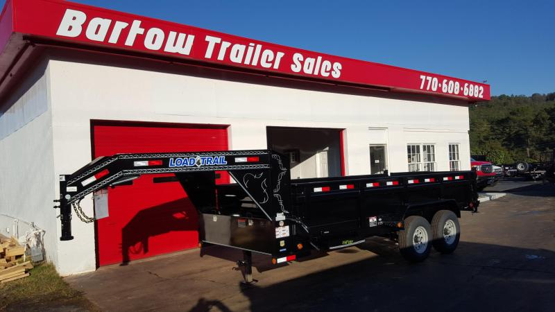 New 16ft  Load Trail Gooseneck Dump Trailer in Ashburn, VA