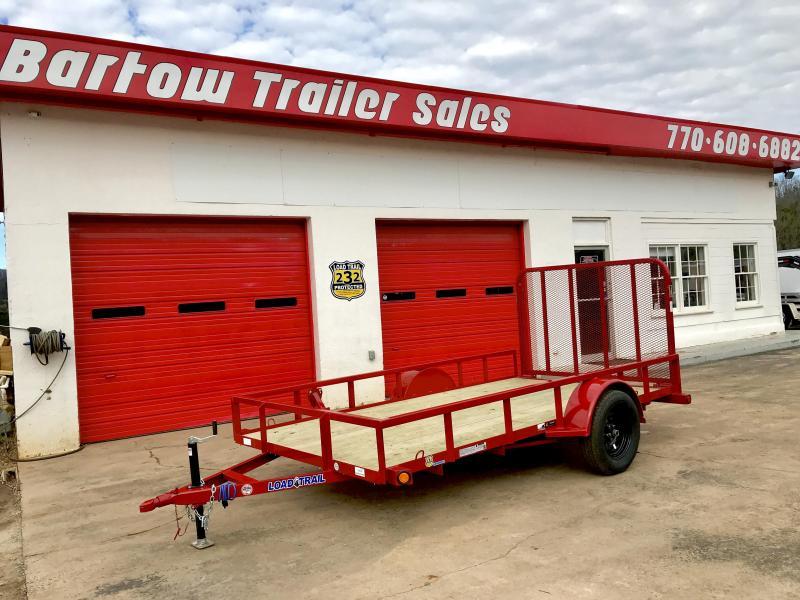 "New Load Trail 77"" x 12' Utility Trailer"