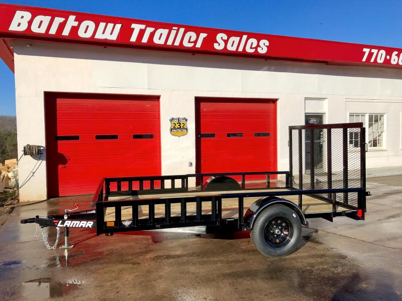 "New Lamar 83"" x 12' Utility Trailer in Kennesaw, GA"