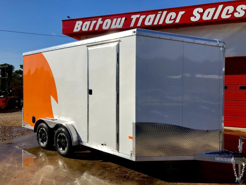 New Neo 7.5' x 14' Aluminum Enclosed Trailer in Roswell, GA