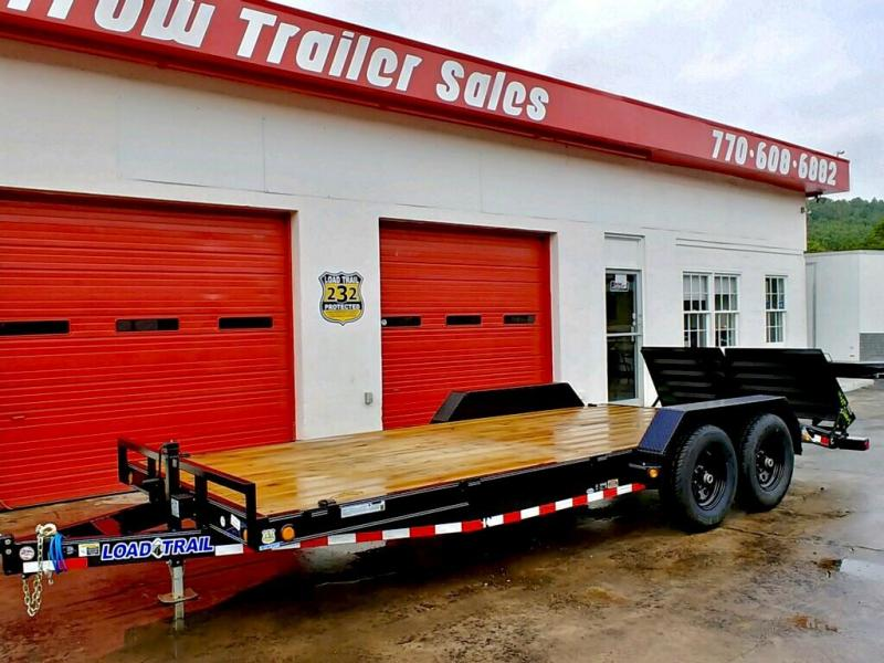 New Load Trail 20ft 10K Trailer W/Max Ramps in Nelson, GA