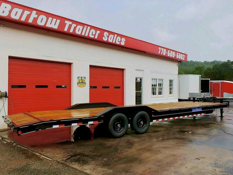 "New Load Trail 102""X 32' W/Drive-Over Fenders in Taylorsville, GA"