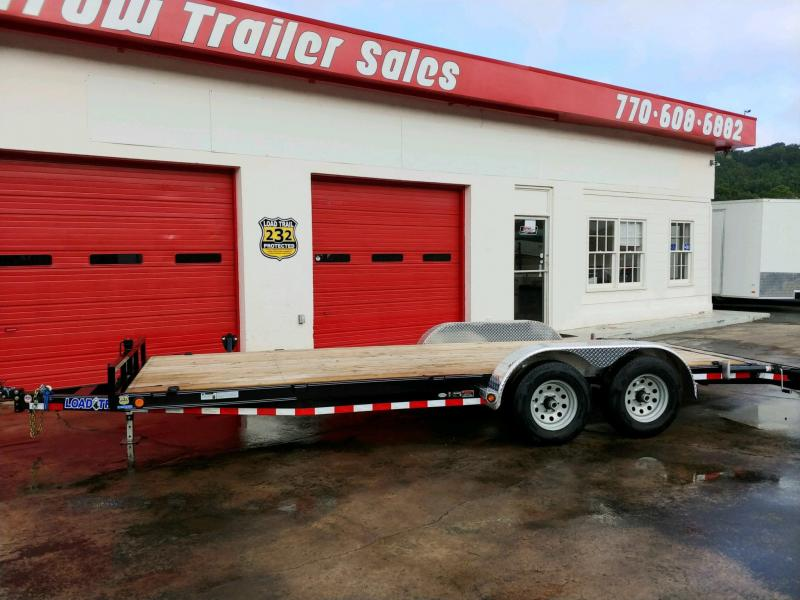New Load Trail 20' 10k Car/Equipment Trailer in Nelson, GA