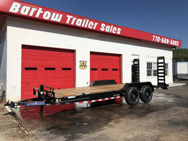 New Load Trail 20ft Equipment Trailer in Taylorsville, GA