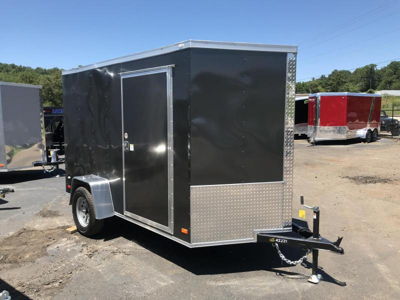 2018  6X10 Single Axle Cargo Trailer