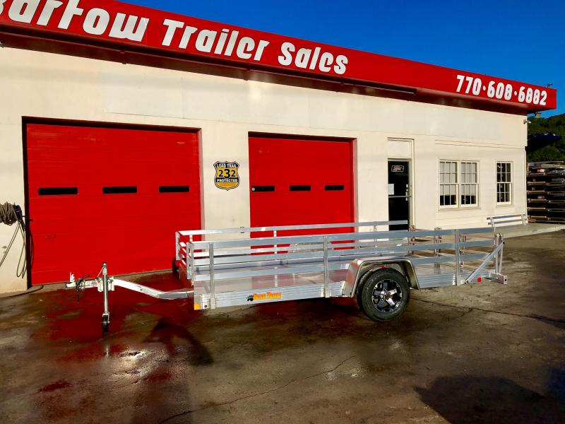 New Bear Track Aluminum Utility Trailers! in Tennga, GA