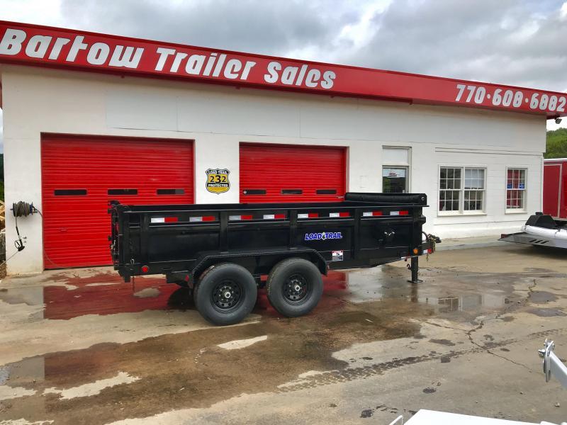 New Load Trail 14ft 7 Ton Dump Trailer | Bartow Trailer