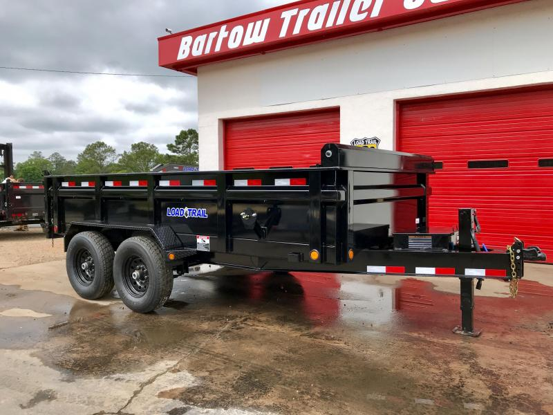 New Load Trail 14ft 7 Ton Dump Trailer in Cherry Log, GA