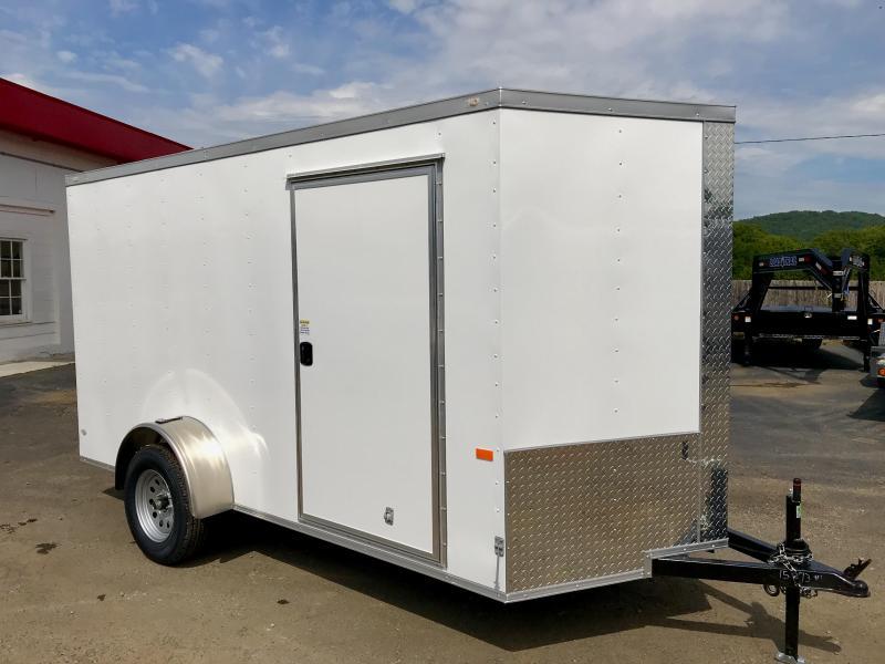 New Rock Solid 6x12 Single Axle Cargo Trailer in Warne, NC