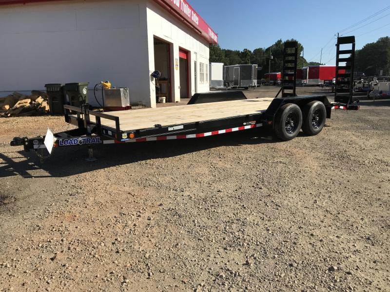 New Load Trail 20ft 10Klb Equipment Trailer in Nelson, GA
