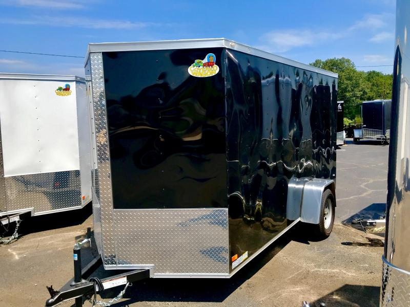 2018 6 X 12 Enclosed Cargo Trailers!