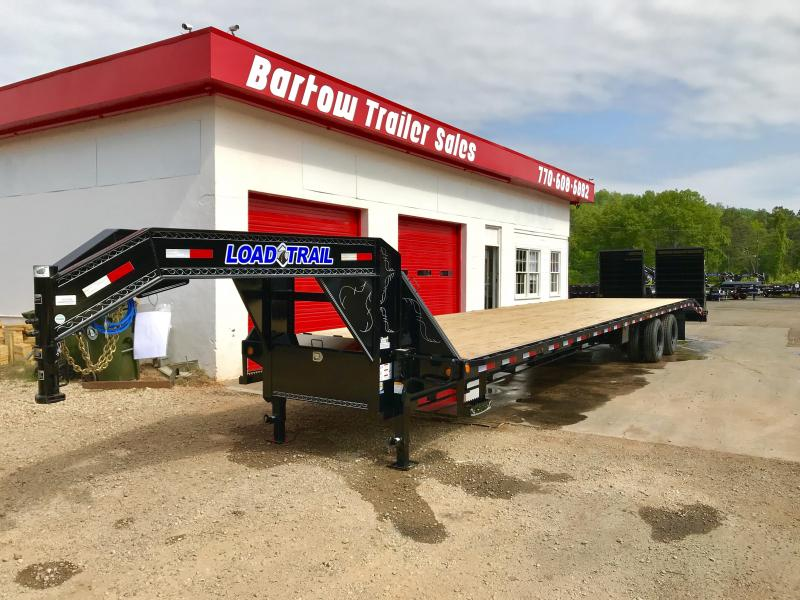 New Load Trail 40ft Disk Brakes Max Ramps 24k in Nelson, GA