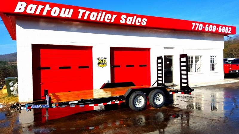 New Load Trail 10K 18ft Car/Equip Trailer in Tennga, GA