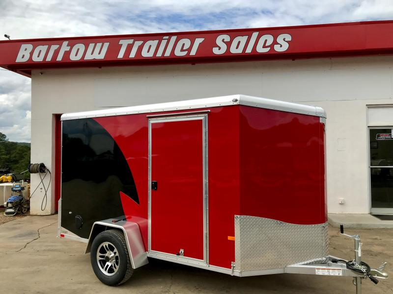2019 NEO All Aluminum Motorcycle Trailer in Summerville, GA