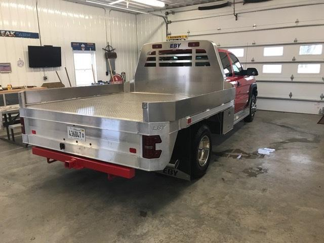 2019 Eby Trailers Big Country Flatbed Truck Bed